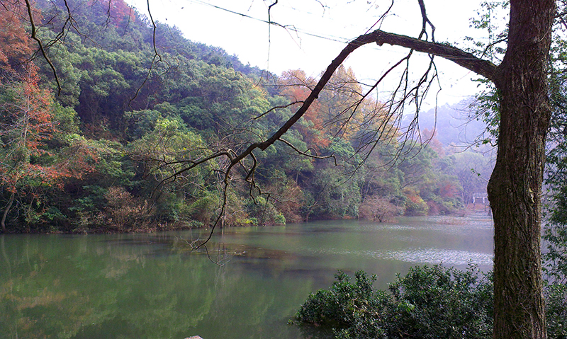 古风桂林山水风景图片